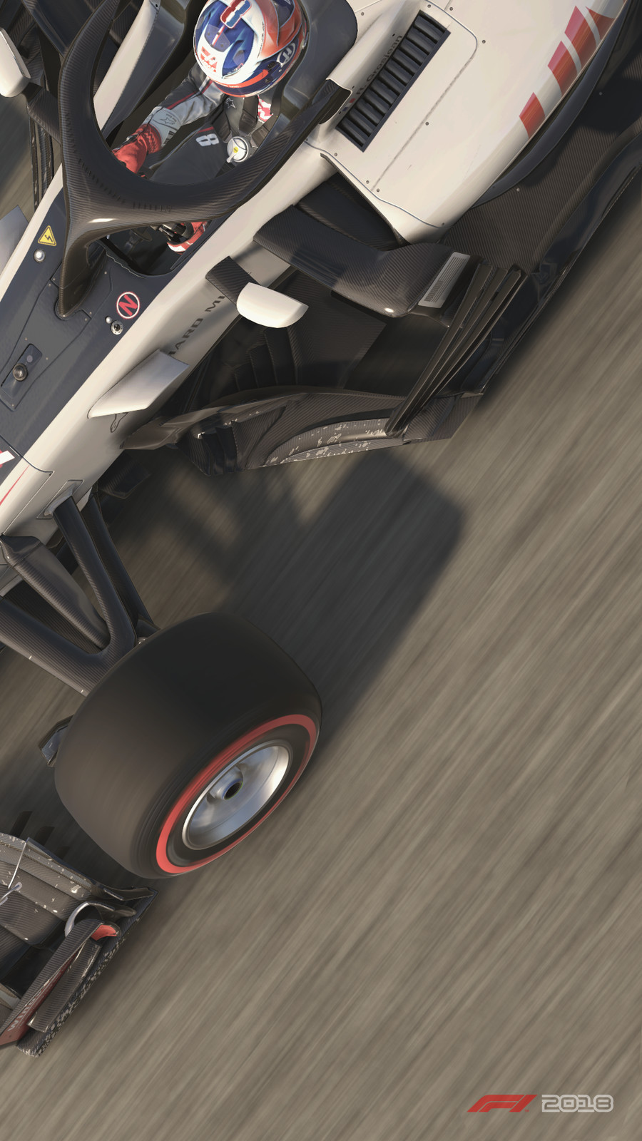 F1 2018 In Game Screen Grabs