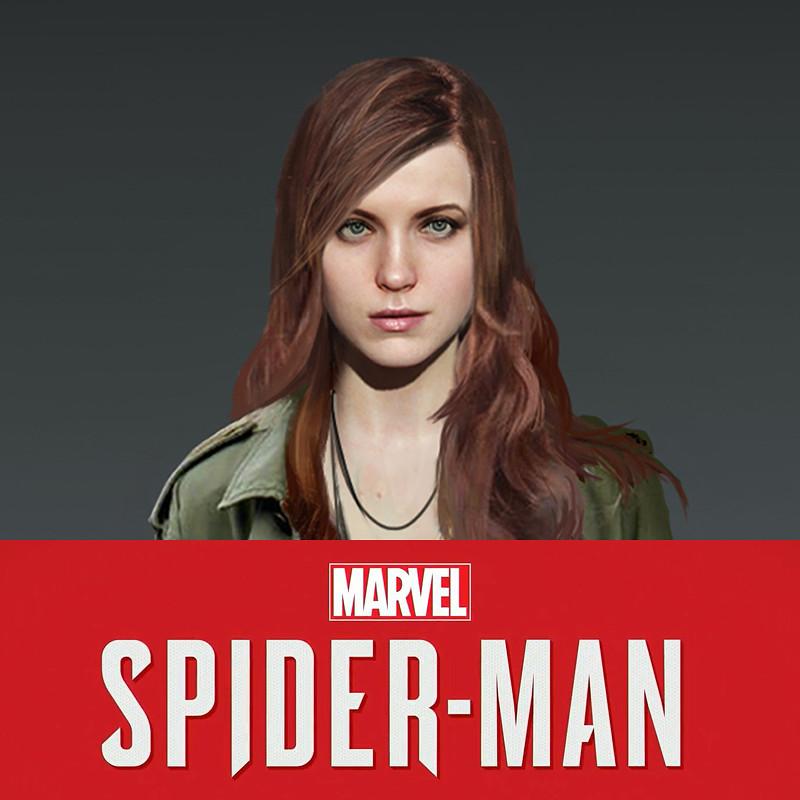 Spider-Man: Mary Jane