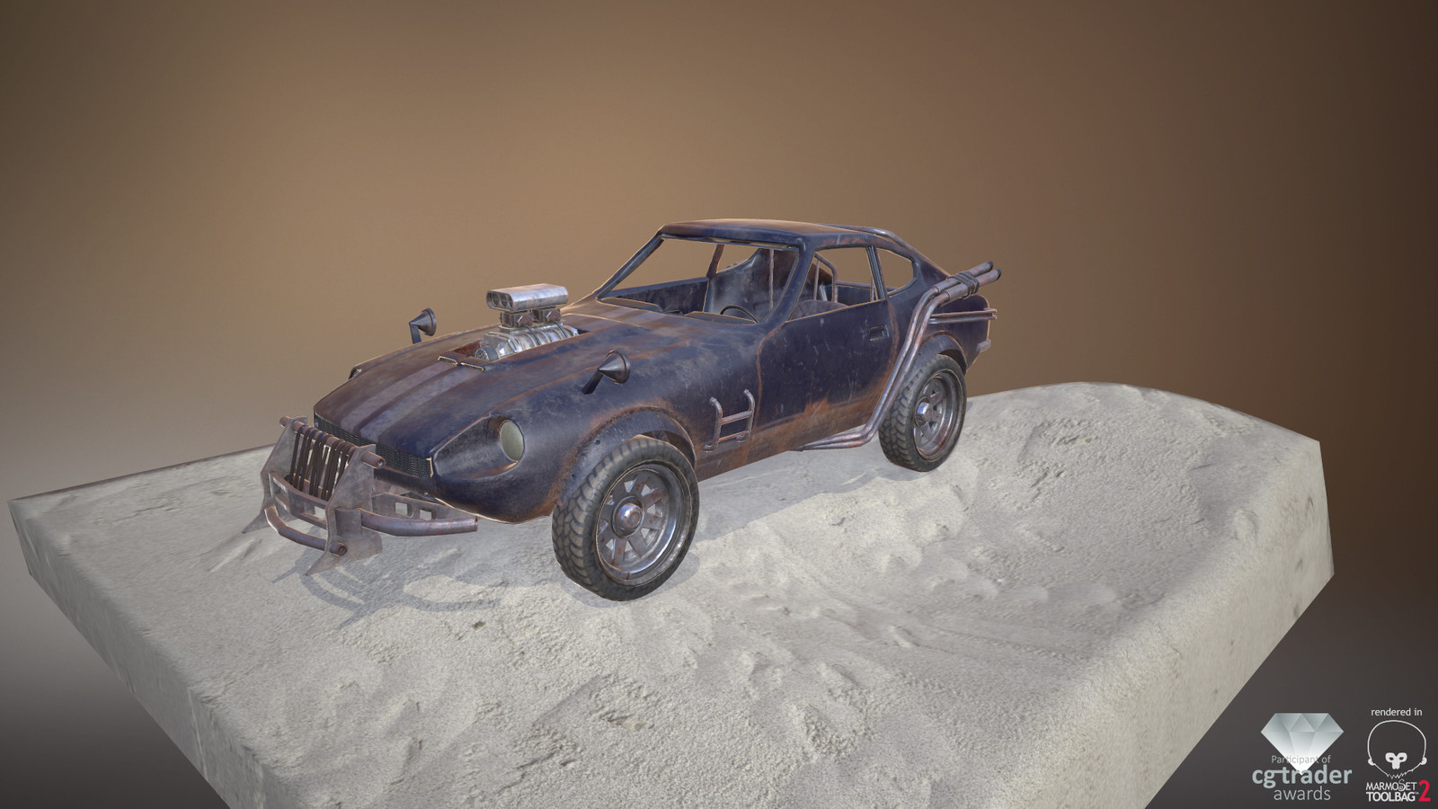 Mad Max Fairlady S30Z