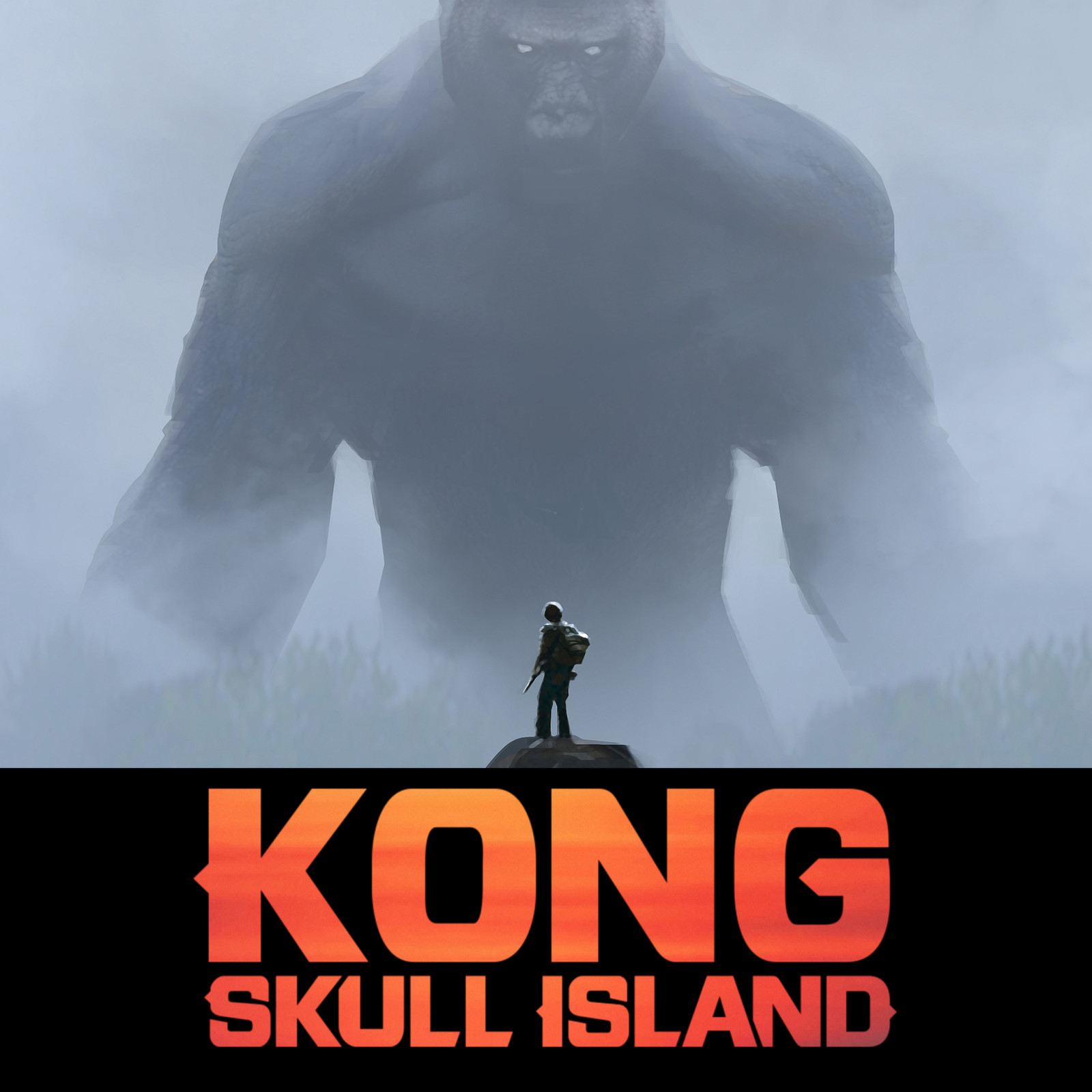 Kong: Skull Island - Kong Reveal