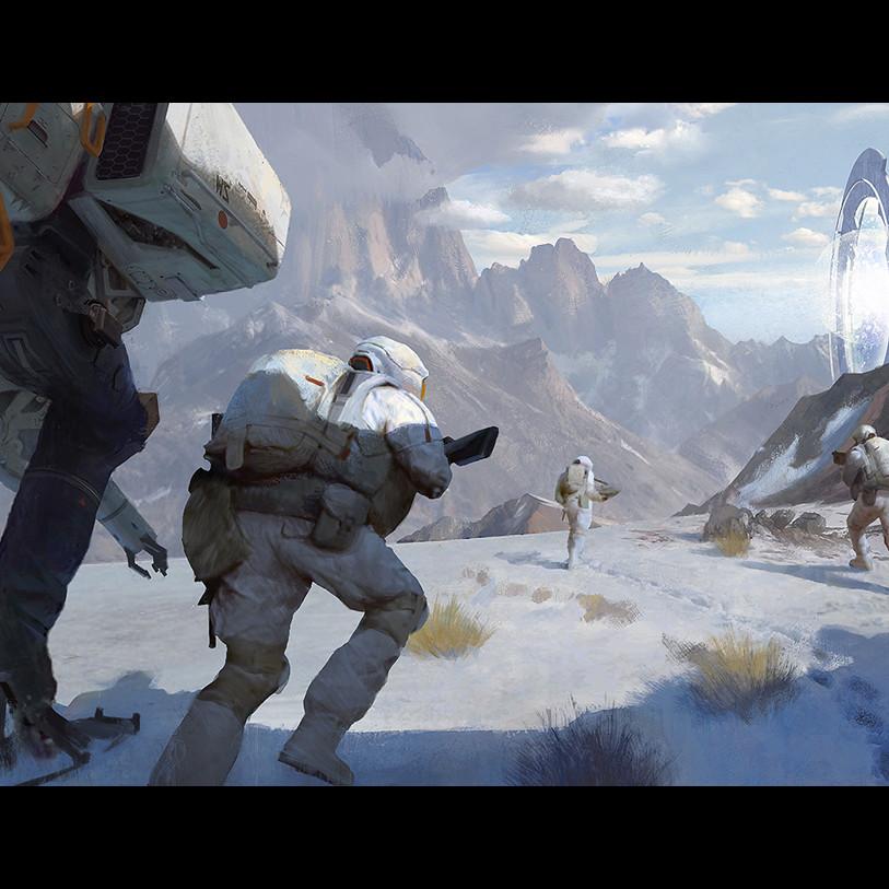 Cold Planet Recon