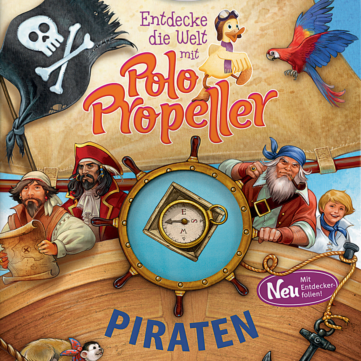 Polo Propeller: Piraten