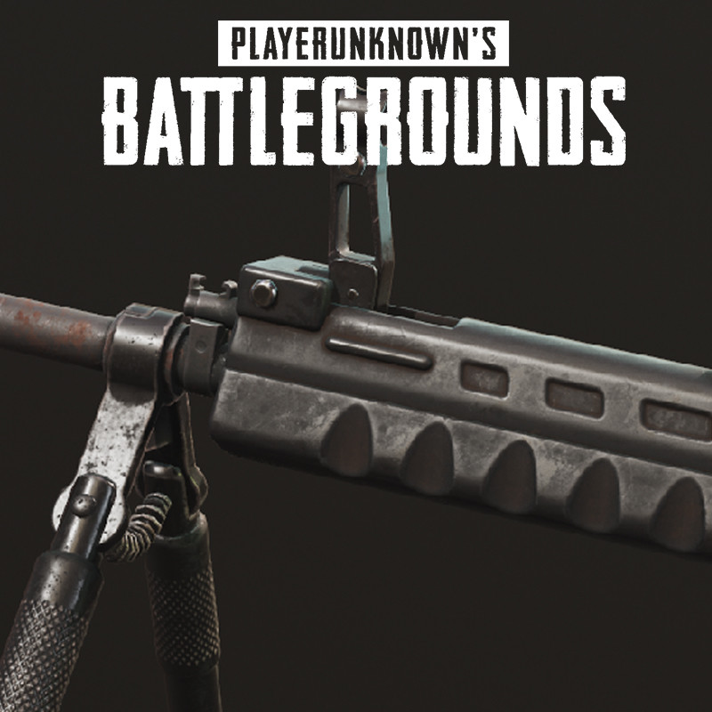 Playerunknown's Battlegrounds: QBU-88