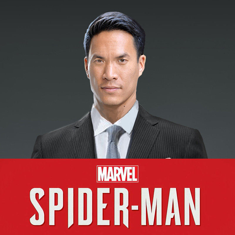 Spider-Man: Mr. Li