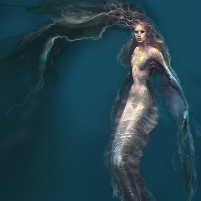 Aaron mcbride mermaid fullbody 20 revised