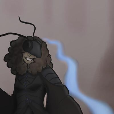 Jessi olney black witch moth