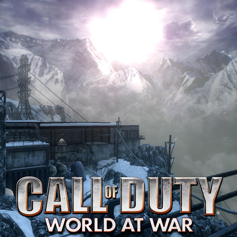 ArtStation - Der Berg - Custom Zombie Map - Call Of Duty ...
