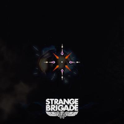 Strange Brigade: UI