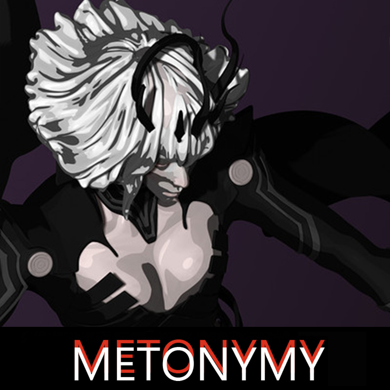 Kyria Sibyl the Third Metatron -  Low Poly