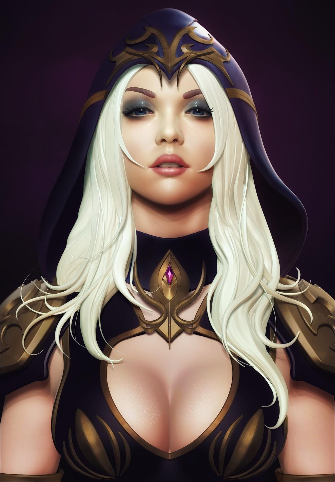 Ashe /League of Legends
