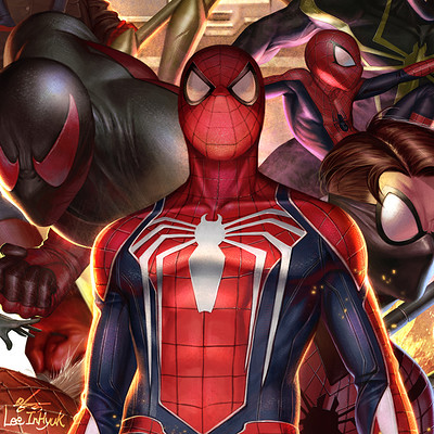 Inhyuk lee spider geddon