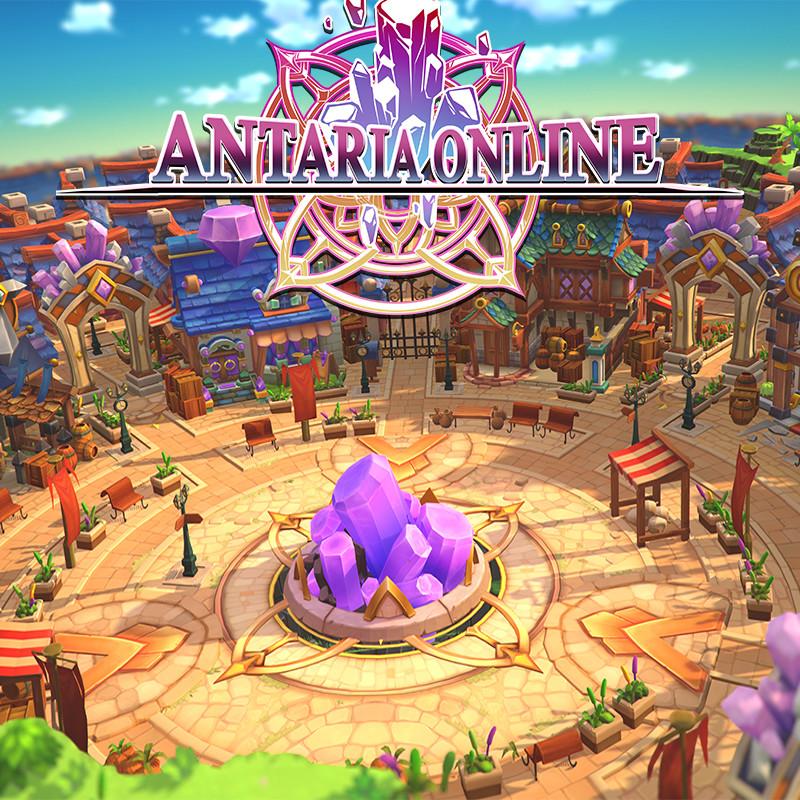 Antaria Online - City Hall Level