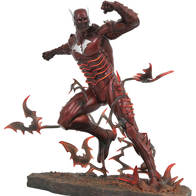 Alterton bizarre dc gallery metal red death pvc figure