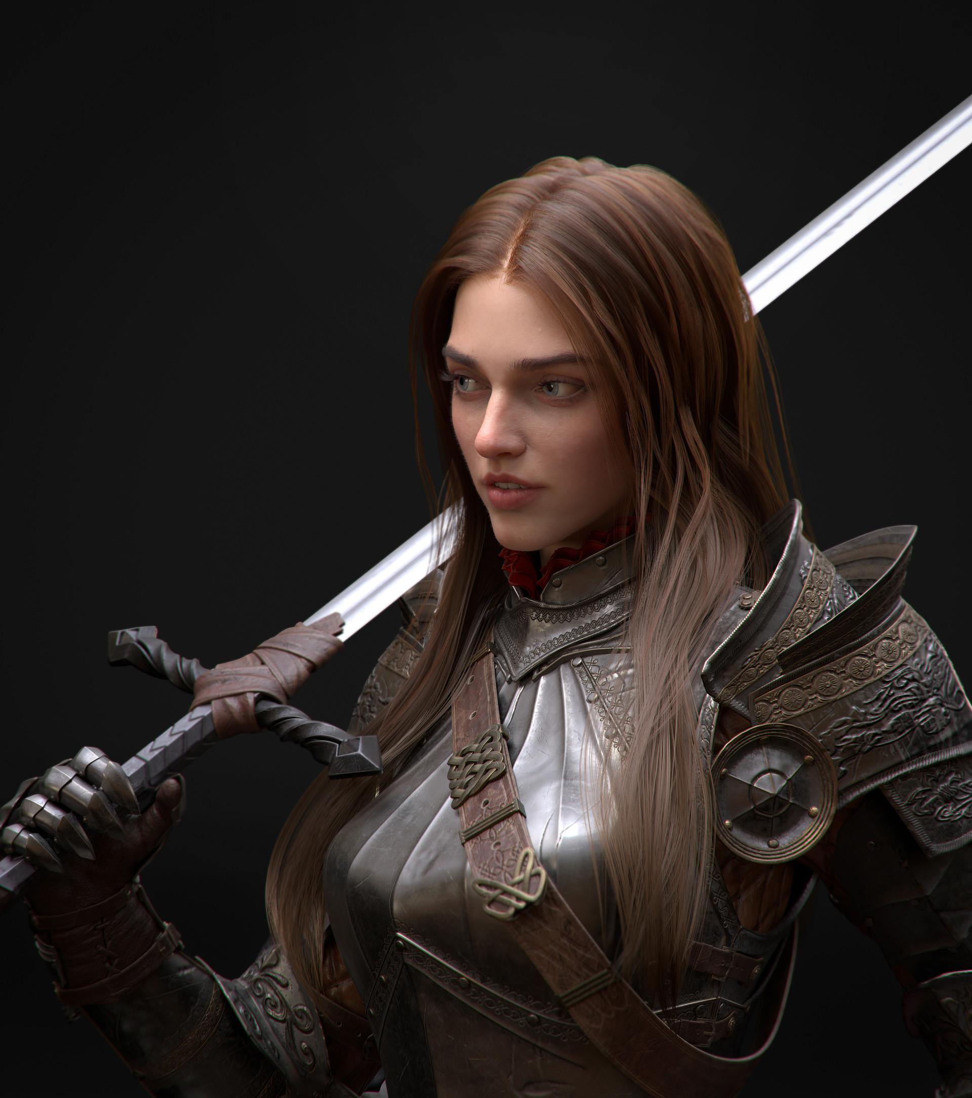 College Of Swords Fantasy Art
