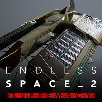 Endless Space 2 - Supremacy | The Hissho's Kite
