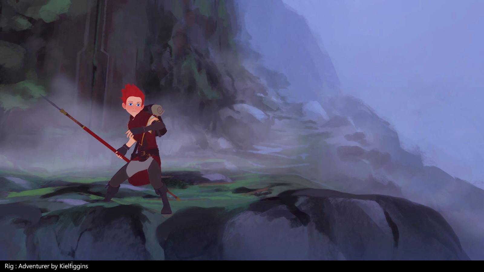 Animation - Airbender