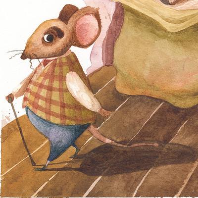 Rafaela villela o rato e a doninha