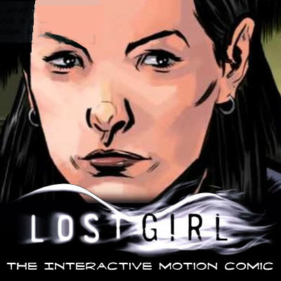 Lost Girl: Interactive Motion Comic