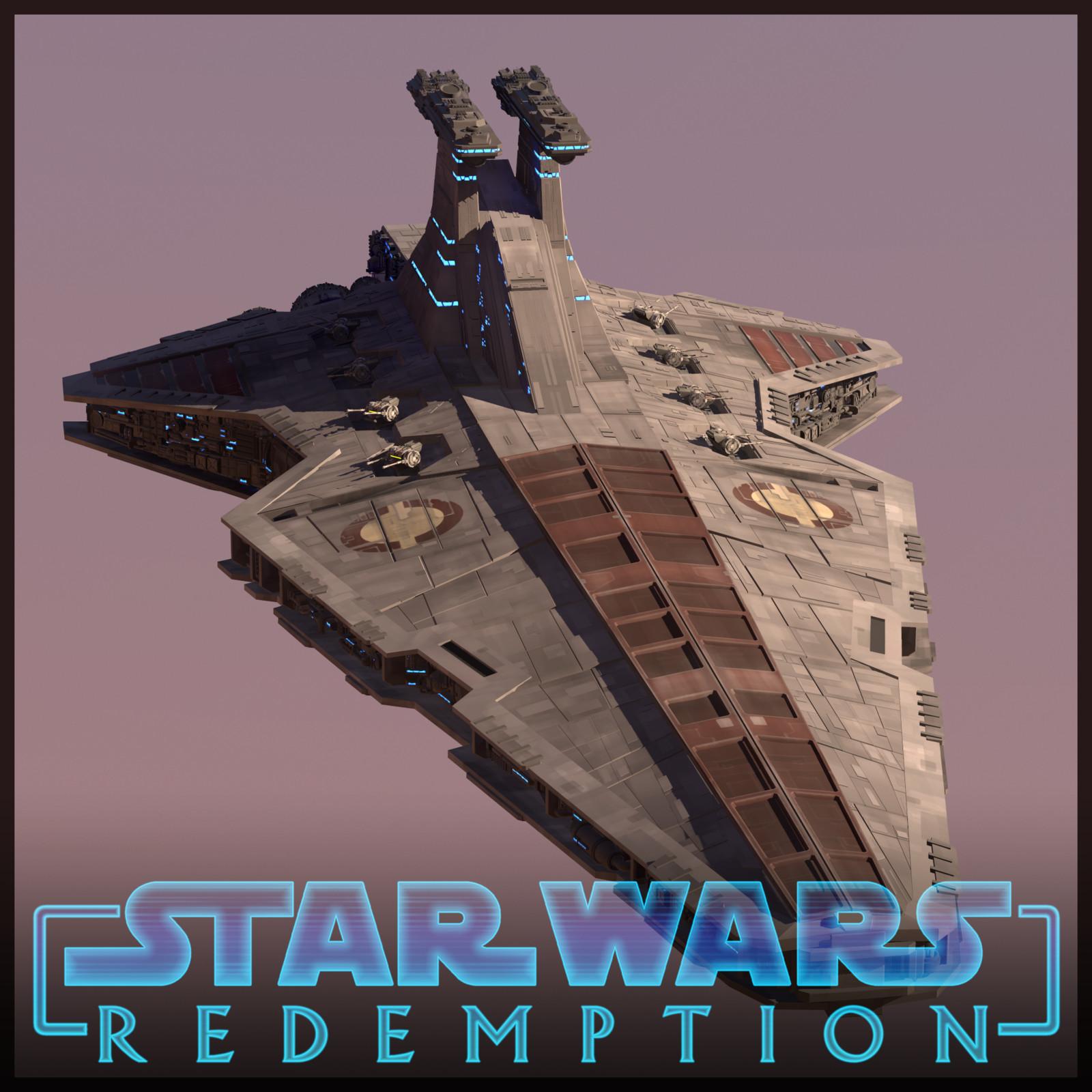 Star Wars - Redemption | StarDestroyer Class Venator