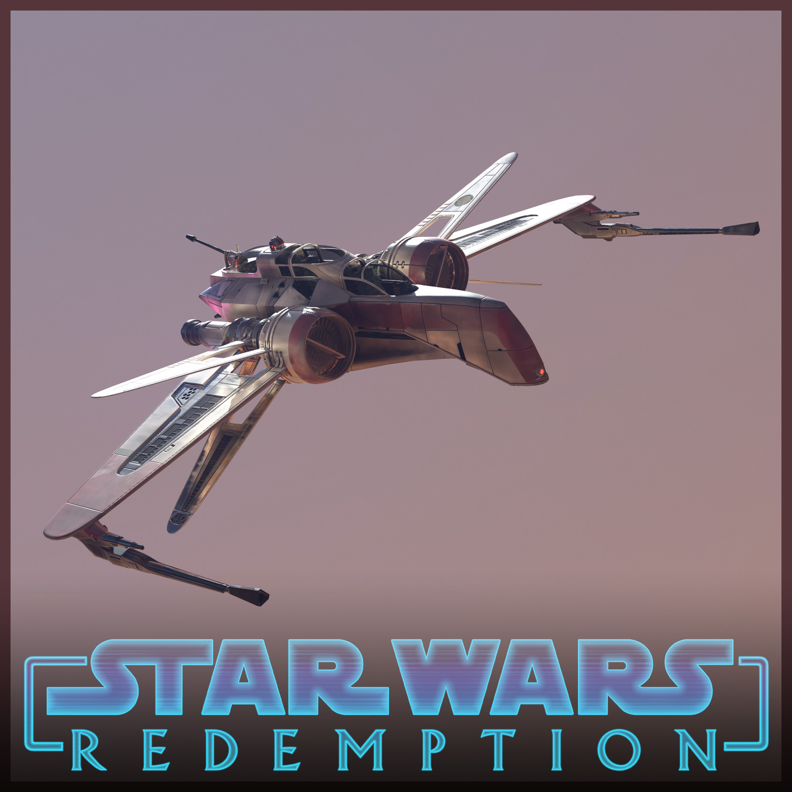 Star Wars - Redemption | Starfighter ARC-170