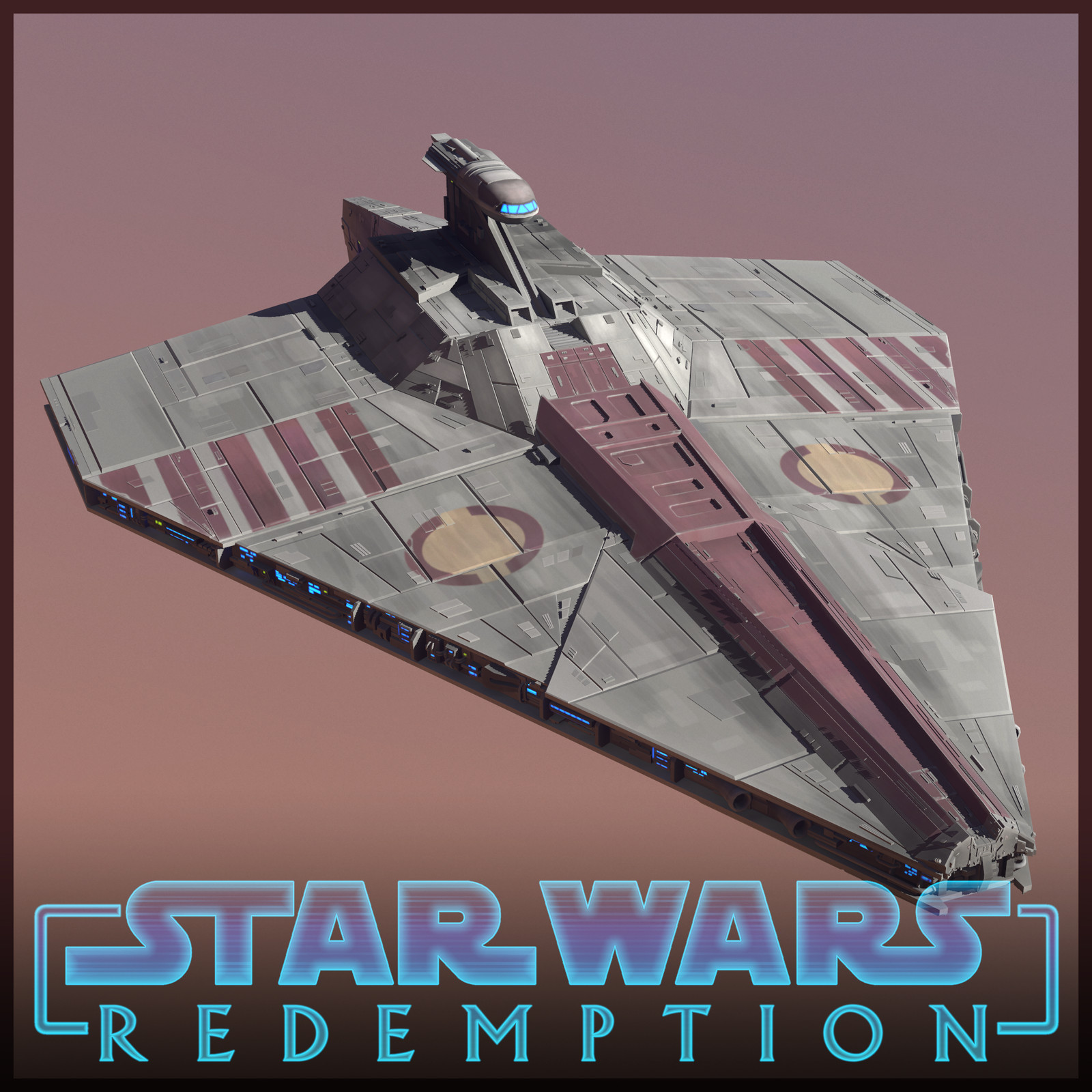 Star Wars - Redemption | Stardestoyer Class Acclamator