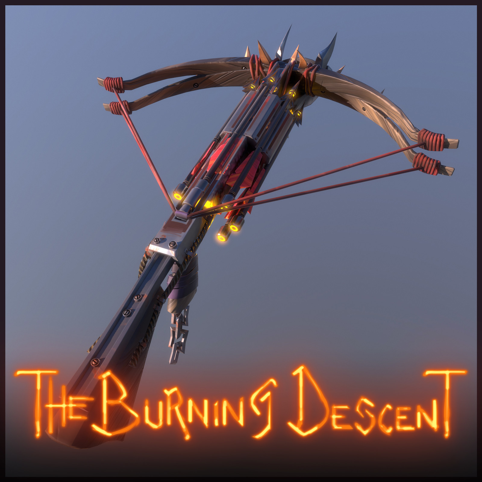 The Burning Descent | Weapons