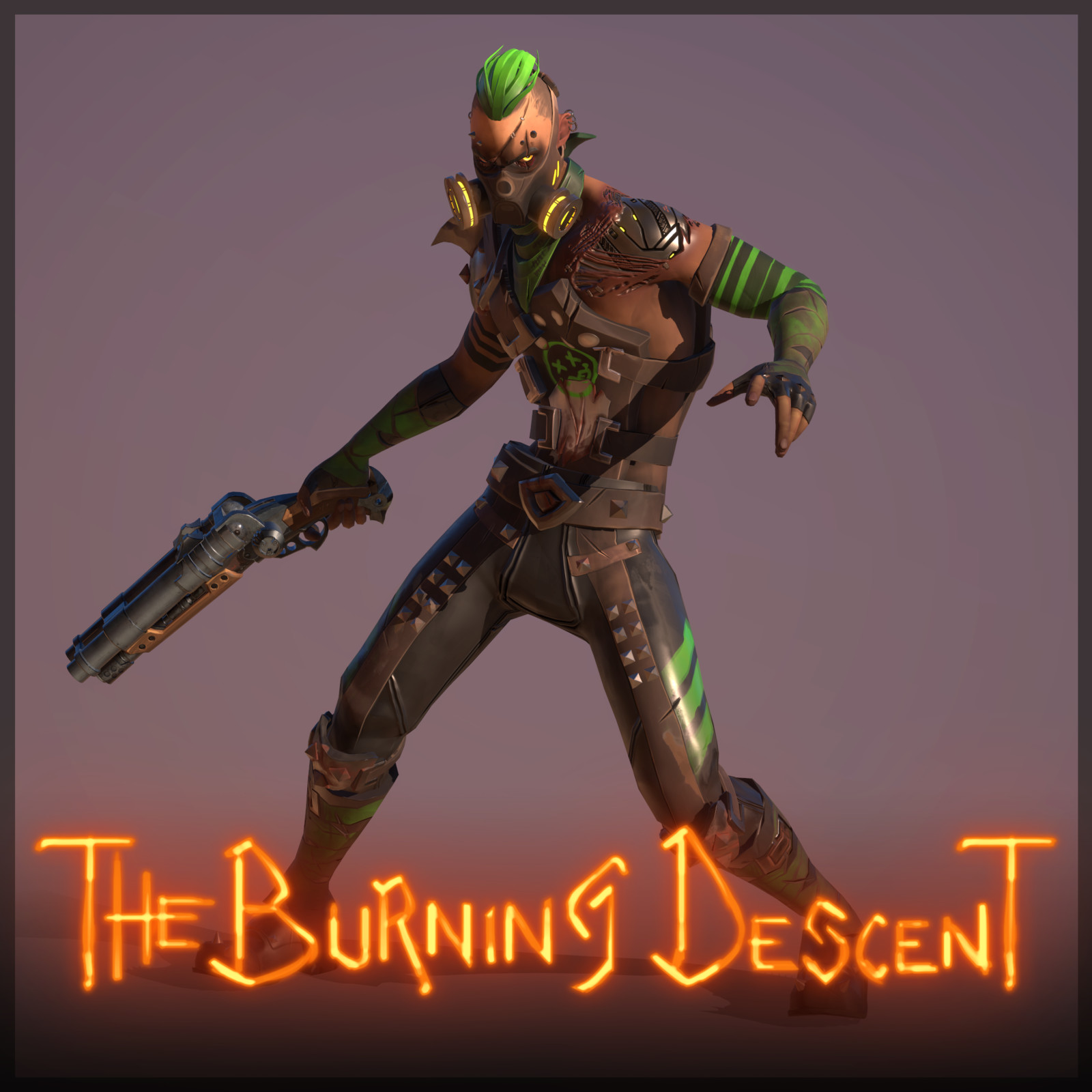 The Burning Descent | Psycho - Madthing