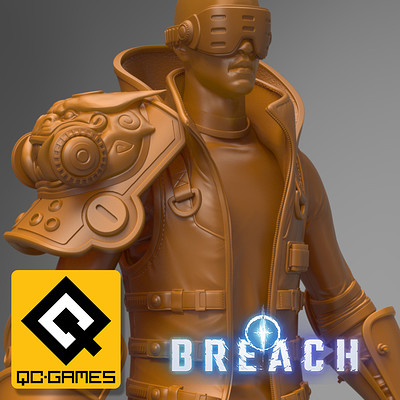 Breach: Battle Mage (player character)