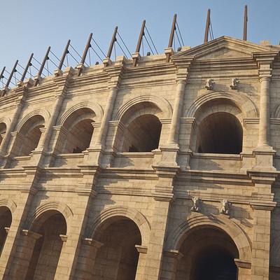 J r casals nemausus anfiteatre jr02 l
