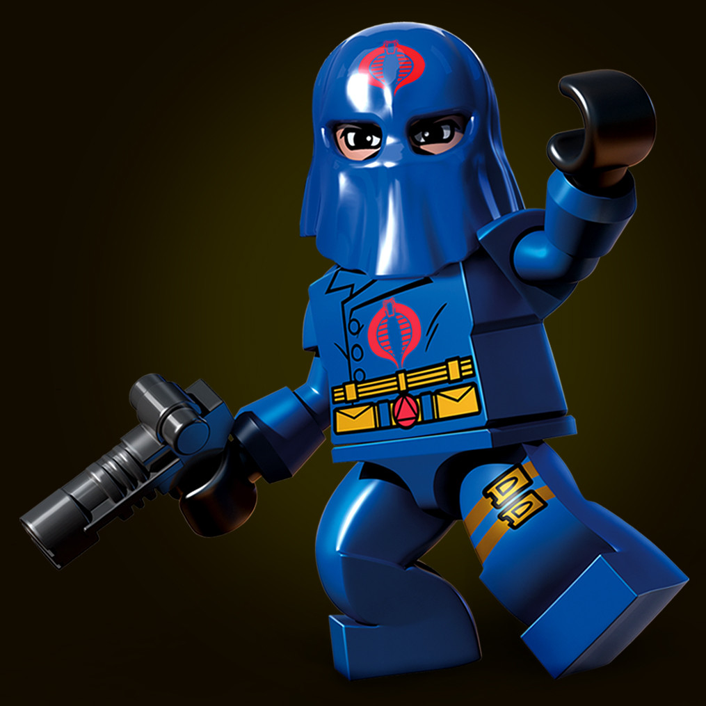 Cobra Commander KRE-O