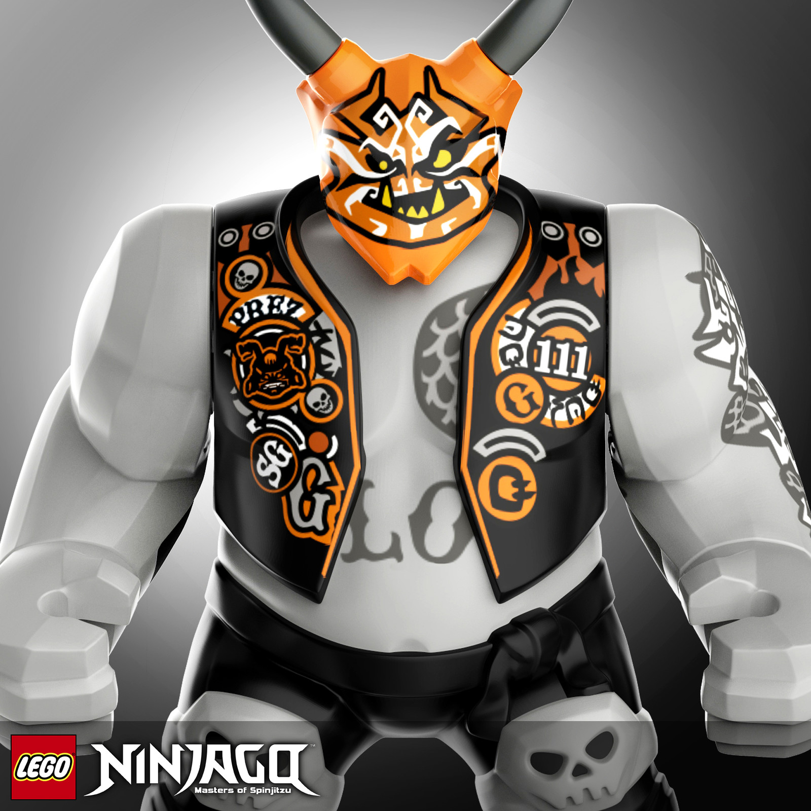 KILLOW Ninjago Bigfig