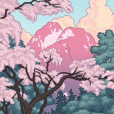 Abigail flores mountains
