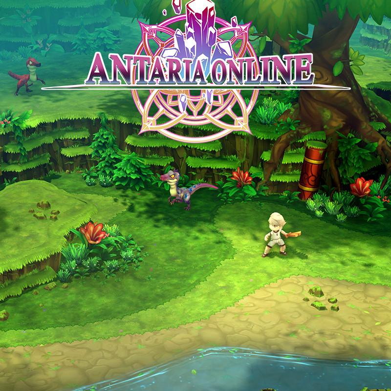 Antaria Online - Jungle Level