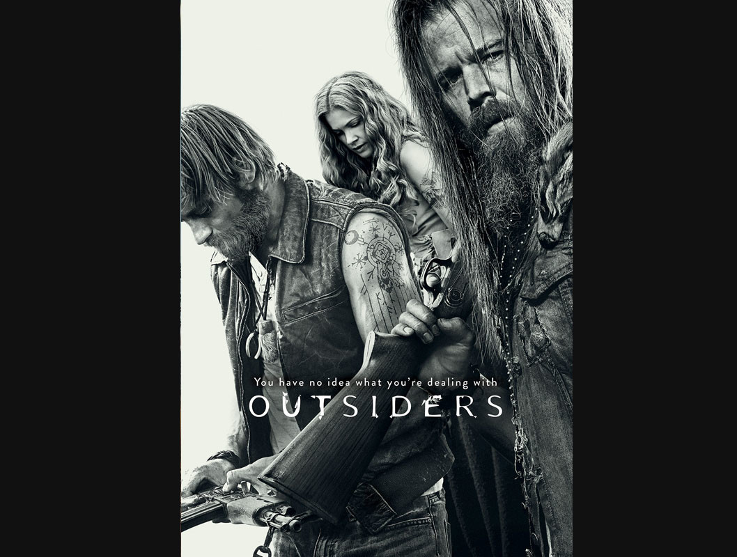 OUTSIDERS :TV SHOW