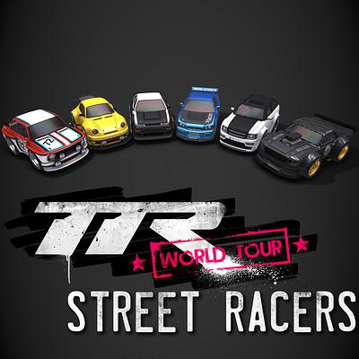 Dean ashley icon streetracers
