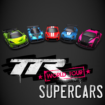 Dean ashley icon supercars
