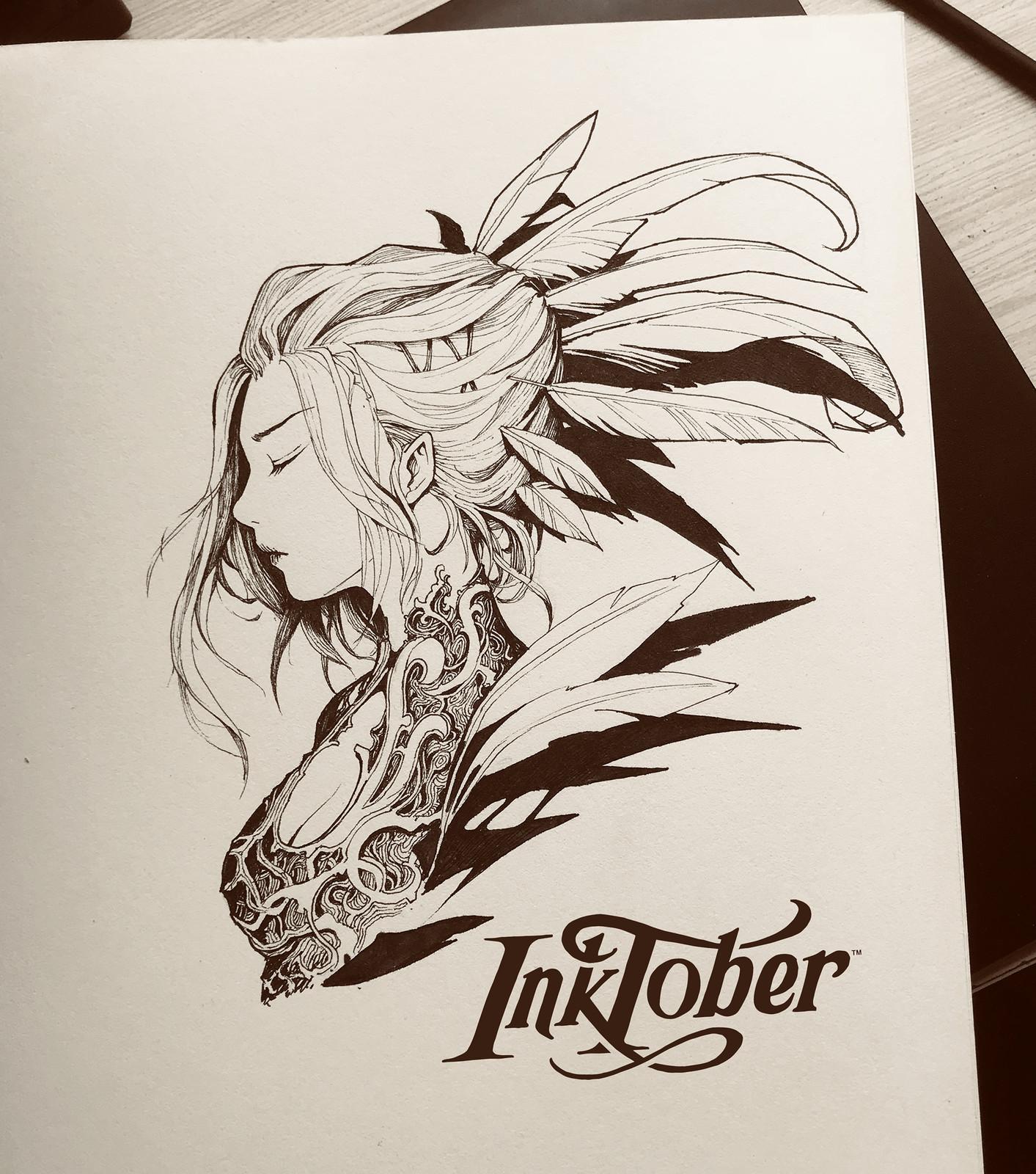 Inktober 2018 (part1)