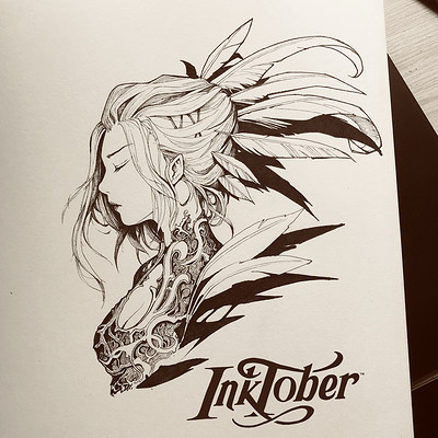 Inktober 2018 (part1)