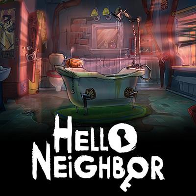 Igor burlakov dartgarry hello neighbor set