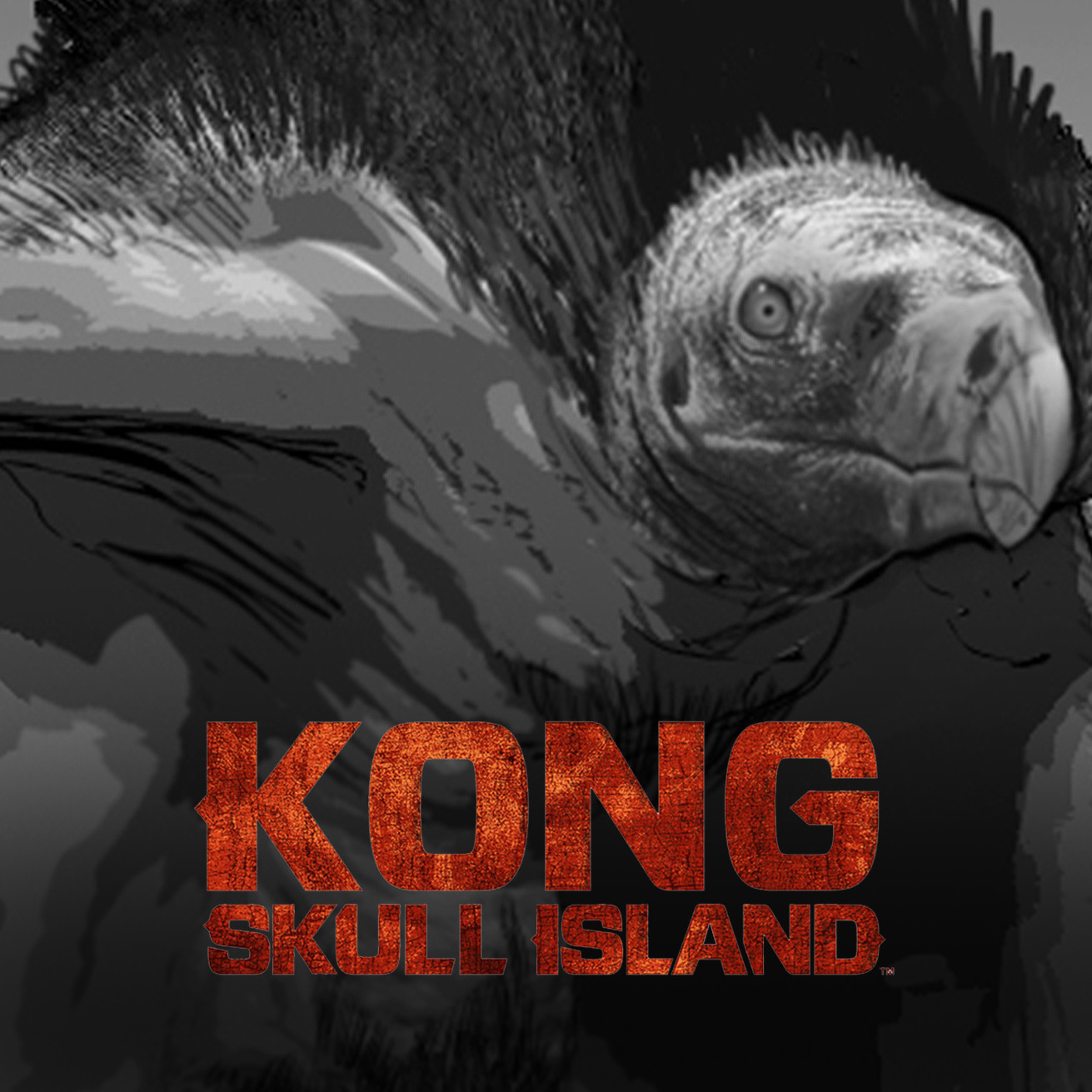Kong: Skull Island Flying Creature Concepts