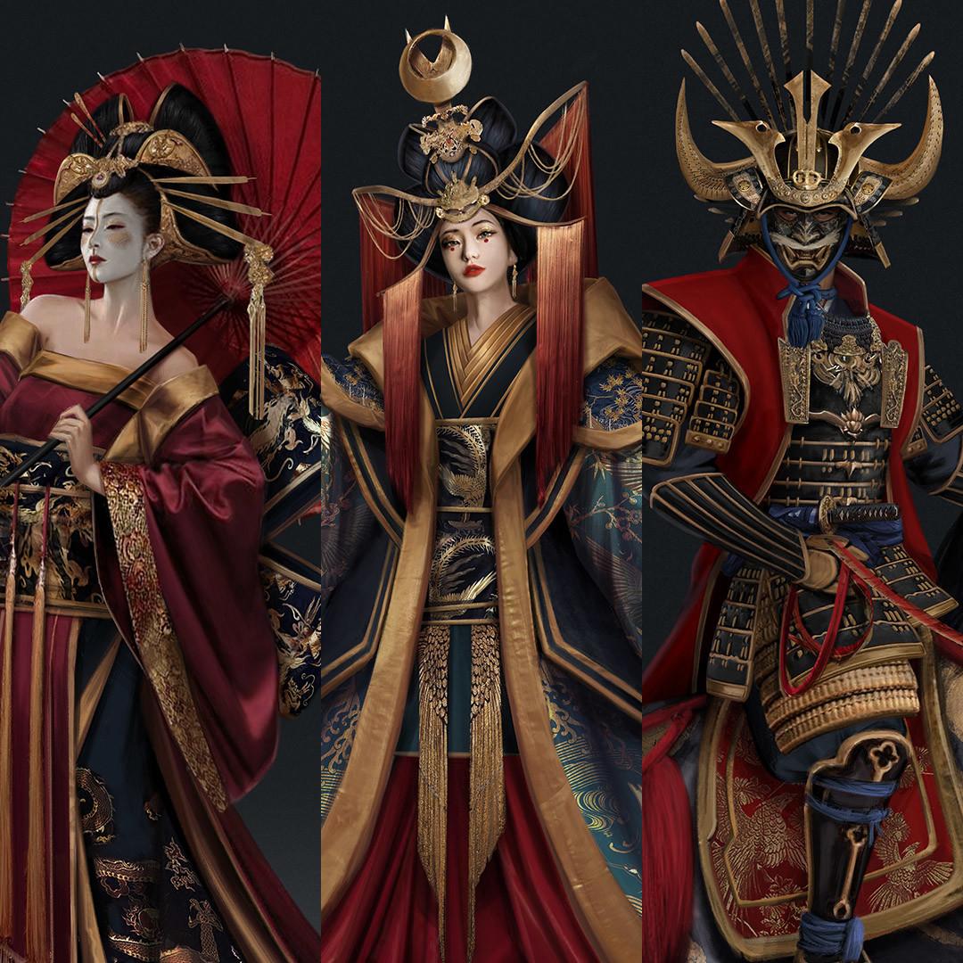 Feudal Japan - The Shogunate