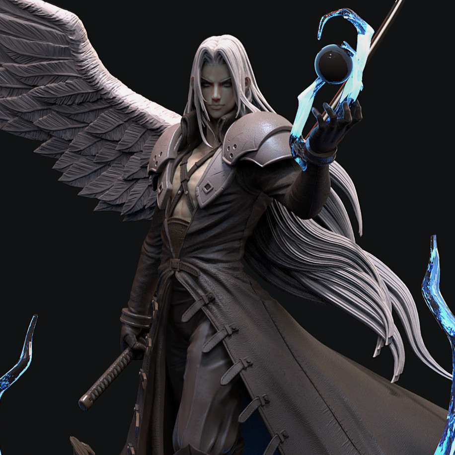 Sephiroth (Final Fantasy VII)