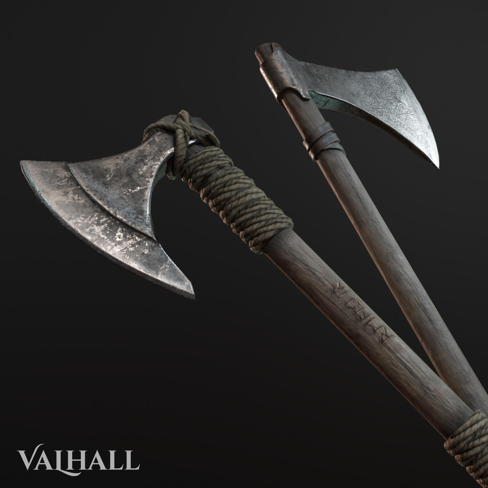 Viking Axes