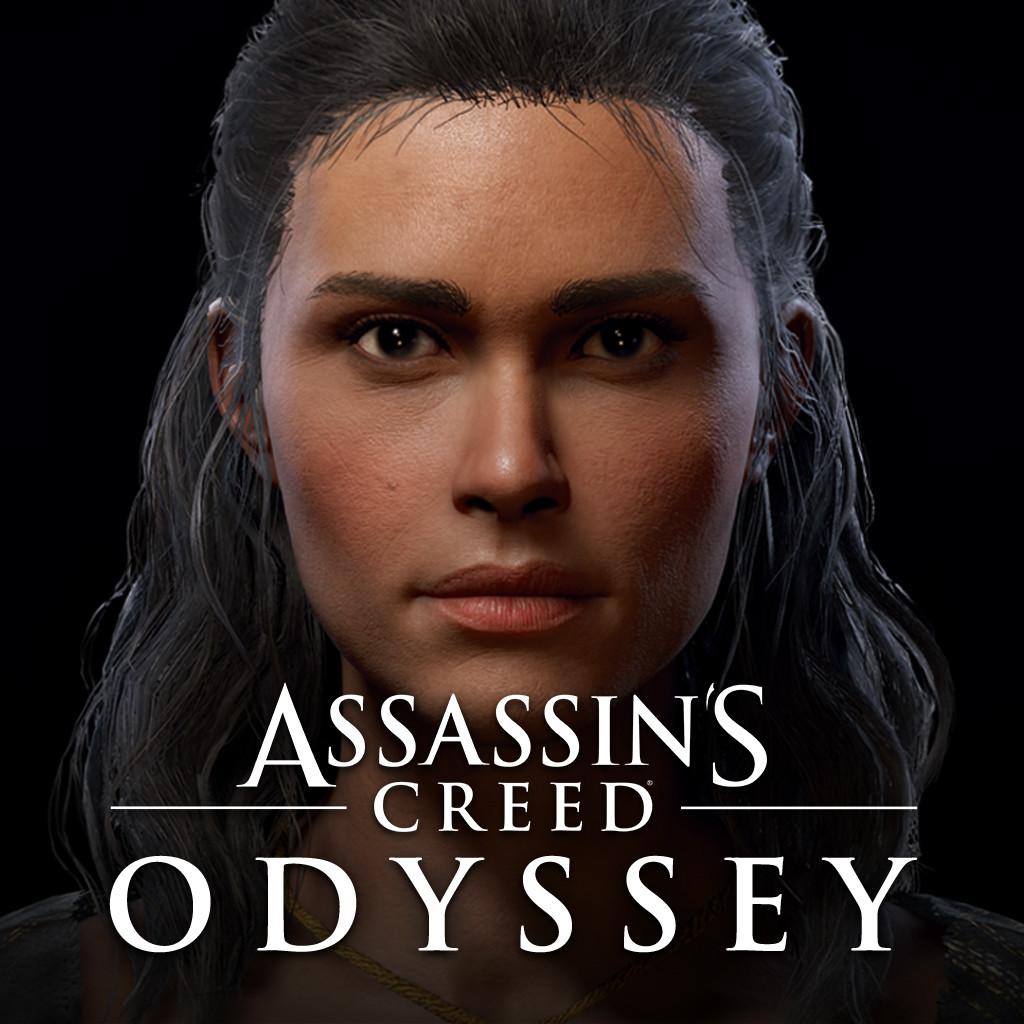 Artstation Kyra Assassin S Creed Odyssey Gary Riley