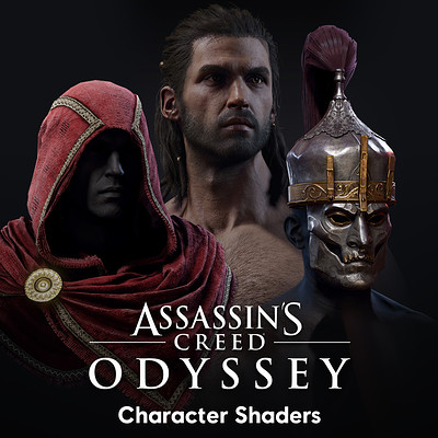 Assassin's Creed Odyssey - Character Shaders