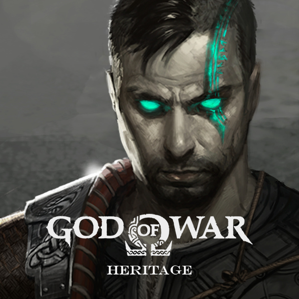 Odin Concept Art God Of War