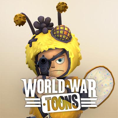 World War Toons Costumes