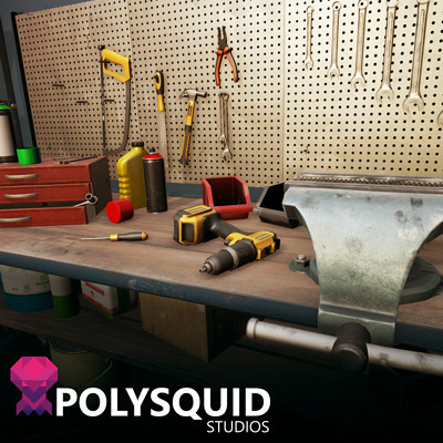 Poly squid tools artsy
