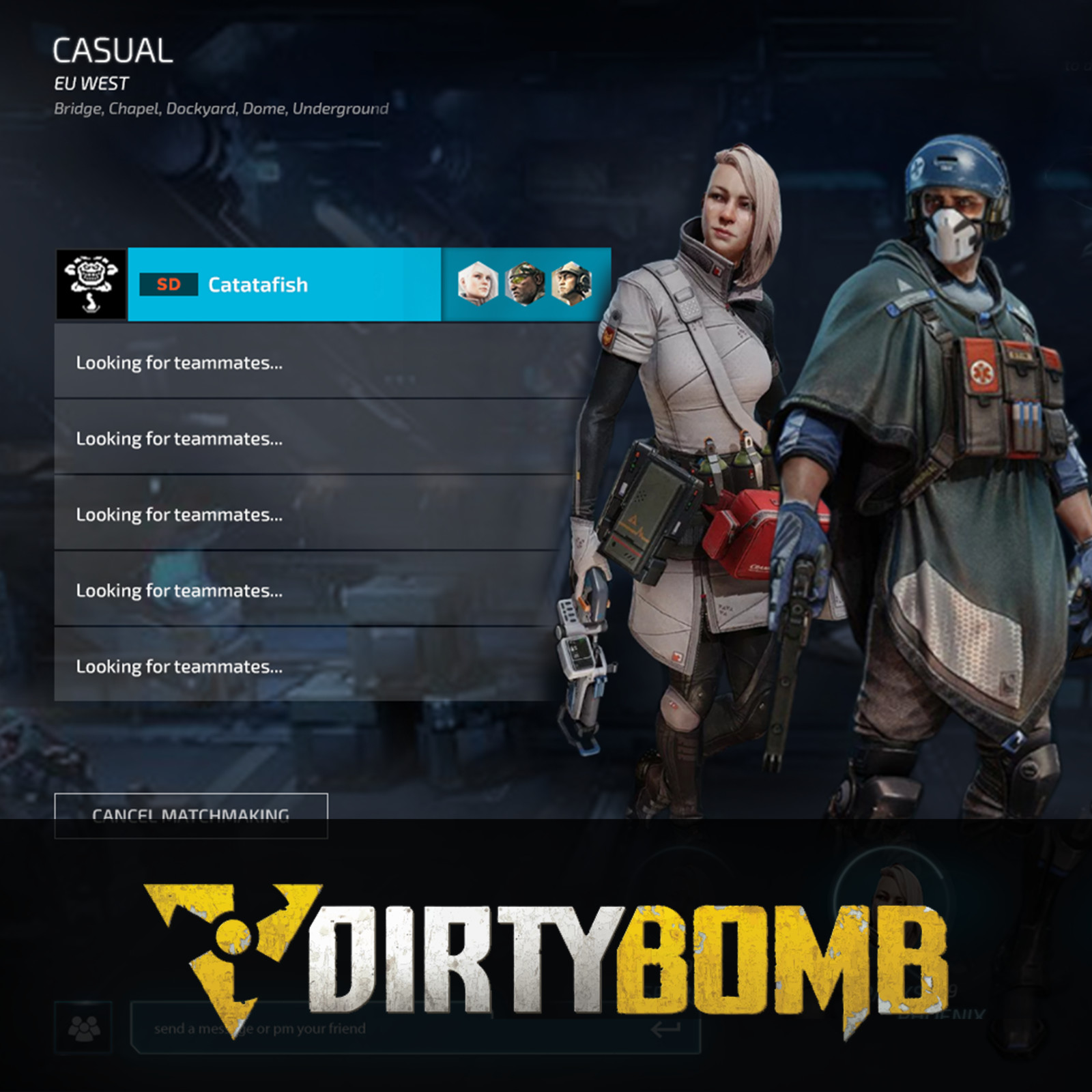 Groups - Dirty Bomb