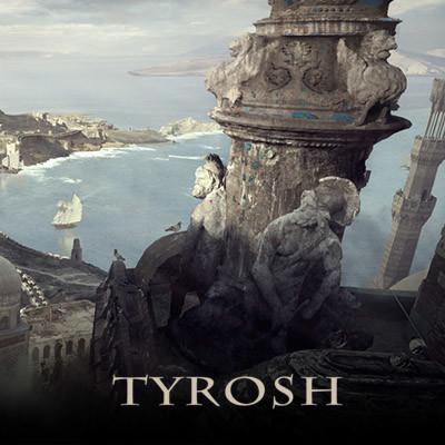 Game of Thrones: Tyrosh II – Unseen Westeros